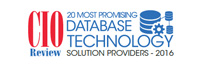 20 Most Promising Database Technology Solution Providers 2016